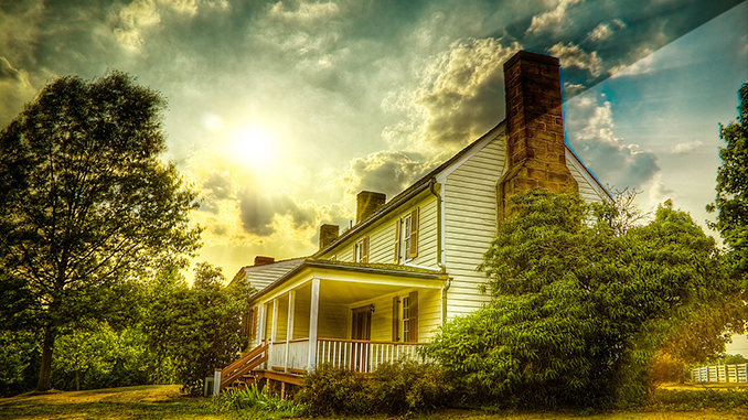 """Dranesville Tavern listed on Smashing Magazine's """"35 Fantastic HDR Pictures"""""""